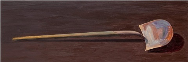 shovel ii by ron milewicz