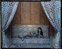 harem #16 by lalla essaydi