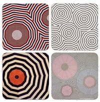 coasters by louise bourgeois