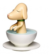 pupcup by yoshitomo nara