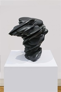 without title (off the mountain) by tony cragg