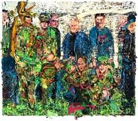 militia familiy by fabian marcaccio