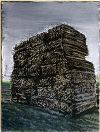 haystack at night 3 by ena swansea