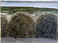 haystack at night 4 by ena swansea