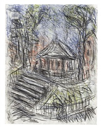 arnold circus by leon kossoff