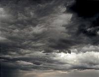 cloud #005 by richard misrach
