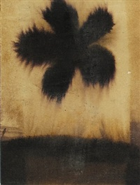 flower i by ross bleckner