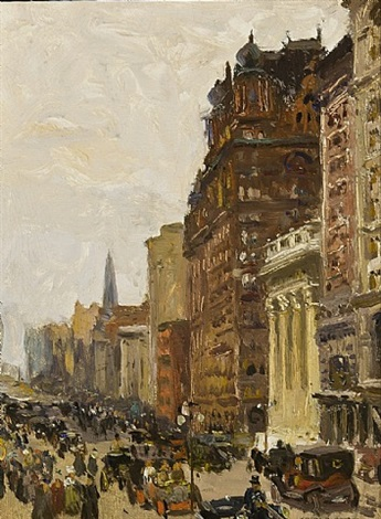 waldorf astoria by colin campbell cooper