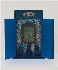 the indigo illusions by betye saar