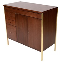 paul mccobb connoisseur collection bar cabinet by paul mccobb