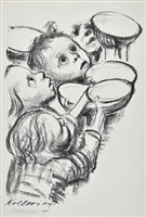 germany's children are starving by käthe kollwitz