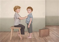 hugo and dylan 2 by loretta lux