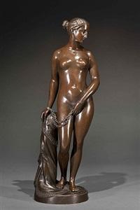 the greek slave by hiram powers