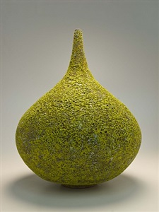 large bottle (green) by jay kvapil