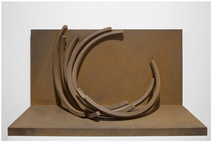 effondrement: 9 arcs by bernar venet