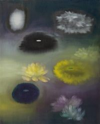 untitled (rb6278) by ross bleckner