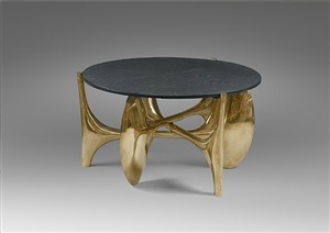 table basse by philippe hiquily