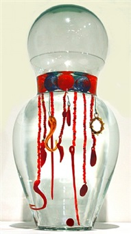 bottle of tears by jean michel othoniel