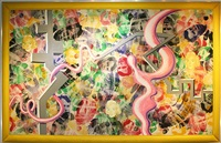 maribobilyn monkennroedy by kenny scharf