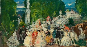 fete by gifford beal