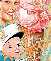 ice cream by heiner meyer