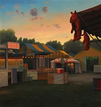 midway at twilight by scott prior