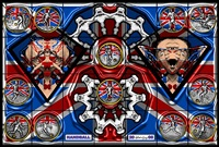 handball by gilbert and george