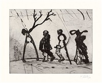 four instruments by william kentridge
