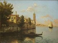 venetian steps by antoine bouvard