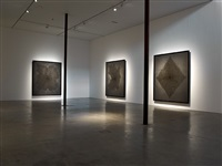 installation view, victoria miro gallery, london by idris khan