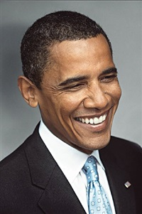 barack obama by mark seliger