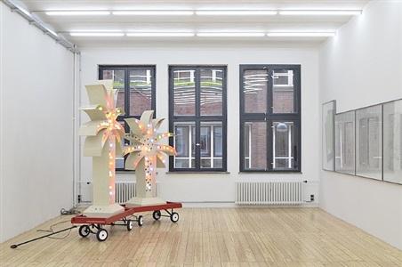 exhibition view by yto barrada