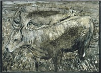 pasiphae - europa by anselm kiefer