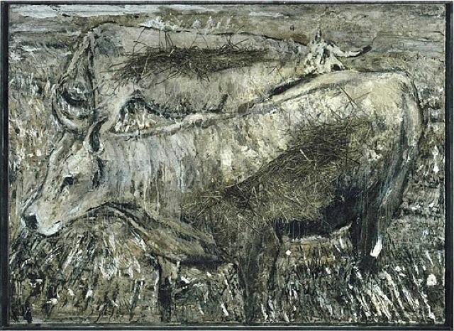 pasiphae - europa by anselm kiefer
