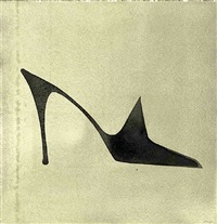 shoe small by mats gustafson