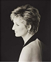 h.r.h. diana, princess of wales by patrick demarchelier