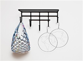 untitled (rack) by mona hatoum
