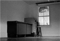 studio projections (parachutist) by john massey