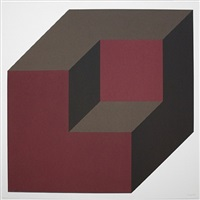 forms derived from a cube 10 by sol lewitt