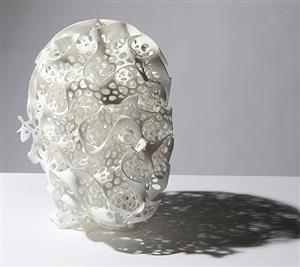 gyroid head by john atkin