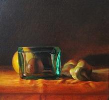 through the glass ii by martha mayer erlebacher