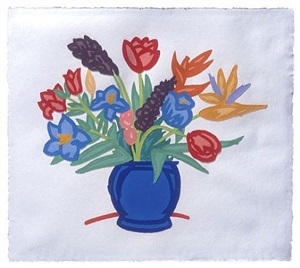 bouquet by tom wesselmann
