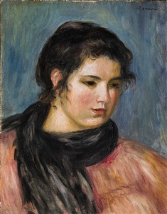 the modern muse paintings, drawings and sculpture by twentieth-century masters by pierre-auguste renoir