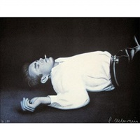 james dean by gottfried helnwein