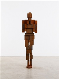 force iii by antony gormley
