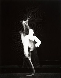 fencer making the foil blade fly by harold eugene edgerton