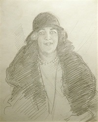 mary potter by john singer sargent