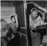 pat sabatine's 8th birthday party by larry fink