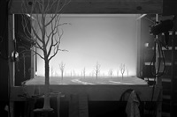 staging silence by hans op de beeck