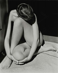 nude, 1936 by edward weston